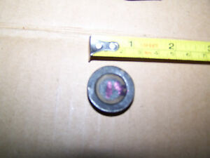 Old Balance Scale Weight 1 Oz Lead Weight