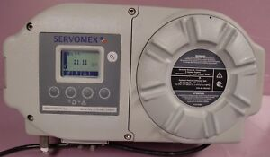 Servomex Servo Tough Oxy 1900 Digital O2 Analyzer Series Explosion Proof Analyze