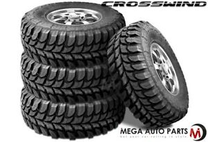 4 New Linglong Crosswind Mt 35x12 50r20lt 121q Tires