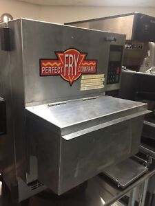 Perfect Fry Pfa7200 pfa3750 Fully automatic Ventless Countertop Deep Fryer