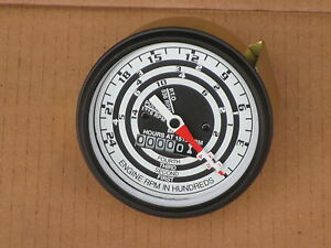 Tachometer W oem style Needle For Ford 871 881 Golden Jubilee Industrial 1801