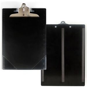 Storesmart Magnetic Clipboard With Corner Pockets And Rulers 1pk Clipmc _ 1