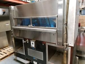 Woodstone Pizza Oven 8645 Nat Gas wood Fired 90 Day Warranty video