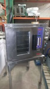 Lang Half Size Convection Electric 90 Day Warranty