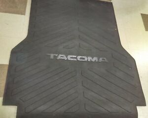 Toyota Tacoma 2005 2018 Short Bed Mat Genuine Oem Oe