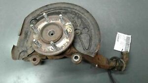 Driver Side Lh Left Front Spindle Knuckle 4x4 Ford Pickup F150 10 11 12 13 14