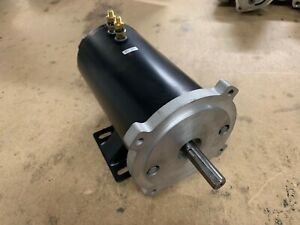 New 1800 Rpm Salt Spreader Motor Auger Motor For Snow ex Sp8500 Sp2400 In Stock