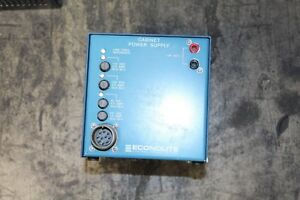 Econolite Traffic Control Cabinet Power Supply