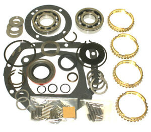 Saginaw 3 And 4 Speed Transmission Rebuild Bearing Kit 1966 1985 Bk115ws