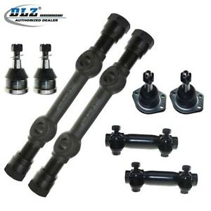 New Dlz Suspension Tie Rod End Adjusting Sleeve Control Arm For 79 86 Gmc C3500