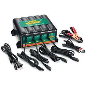 Grote Battery Tender 4 bank Battery Management System 022 0148 dl wh