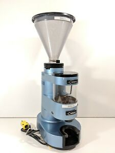 La Cimbali Coffee Grinder Md 6 Nice Working Condition Burrs Replaced