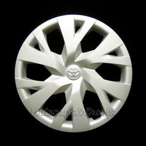 Toyota Yaris 2018 Genuine Oem Factory Original 15 Hubcap 61184 Wheel Cover