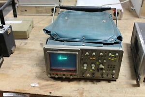 Tektronix 2445b Analog Oscilloscope 4 Channel 150mhz