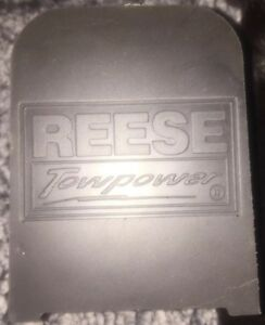 Reese Towpower Rubber Hitch Cover