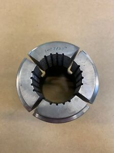 1 72 32 Round Serrated Collet Index B60 b s 23a