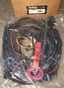 Holley Efi Pro jection Commander 950 Multi Port Fuel Injection Wire Harness Univ