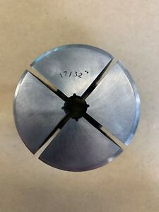 17 32 Round Serrated Collet Index B60 b s 23a