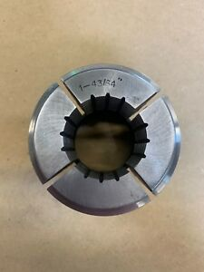 1 43 64 Round Serrated Collet Index B60 b s 23a