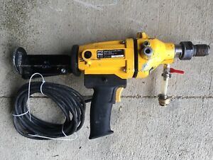 Multiquip Hand Held Core Drill Cd1mh