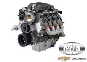 Chevrolet Performance Lsa Supercharged 6 2l Engine 556 Hp 6100 Rpm 19370850