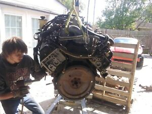 4 6 Ford Engine And Transmission