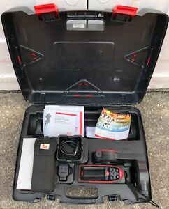Leica Disto D810 Touch Advanced Laser Distance Meter Kit good Shape