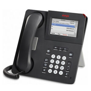 New Avaya 9641gs Ip Telephone Touch Screen Color Display Deskphone 700505992