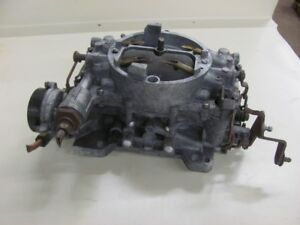 1967 67 Buick Skylark 300 340 V8 Carter Afb Carb 4331s 1379945 Dated A7a