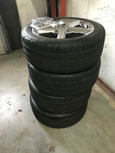 Saturn Sky 18 Wheels And Tires