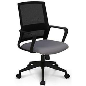 Managerial Office Chair Conference Room Desk Task Computer Mesh Home W armrest