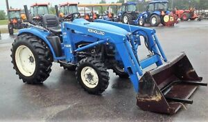 Genuine 1997 New Holland 1725 Tractor 7308 Loader