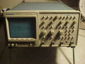 Tektronix 2432a With Opt 22