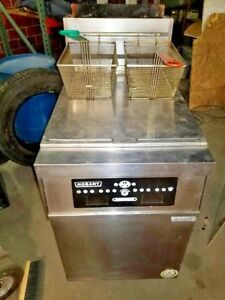 Hobart 1hg85cf With Kleenscreen Plus Filtration System Gas Deep Fryer free Shp