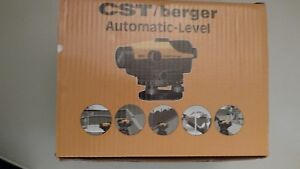 Cst berger Automatic Level Pal sal n Series