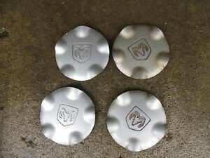 Set Of 4 Dodge Dakota Durango Oem Wheel Center Caps 5ec15 39699 97 98 99 00 V6
