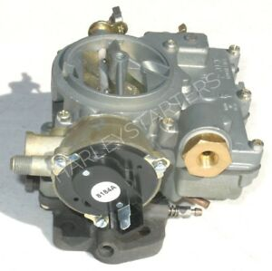 1970 Cj5 Jeep Rblt Carb 2 Barrel Rochester 2gc 225 Engine With Electric Choke