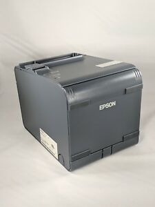Epson Rc Tm l90p Point Of Sale Thermal Printer M313a New