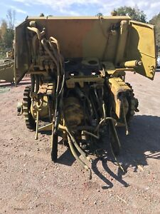 Fiat Allis Front End Loader Complete Machine