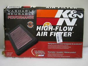 K n 33 2852 High Performance Replacement Air Filter New
