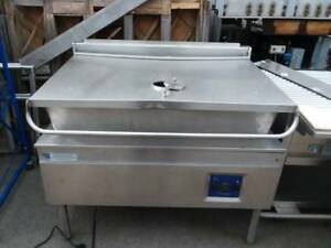 Cleveland Sgr 40 tr 40 Gallon Gas Tilt Skillet Great