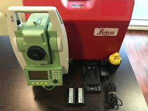 Leica Ts06 3 Total Station