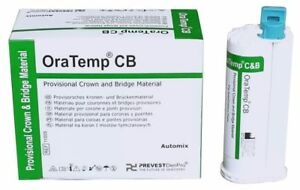 Prevest Denpro Oratemp C b Temporary Crown Bridge Material Automix Dental 67g