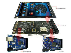 4 3 97 480x800 Arduino Tft Touch Screen Shield With Example And Library