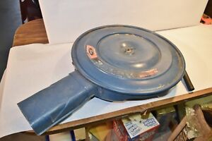 70 Galaxie T Bird Mustang 351c Air Cleaner With Snorkel original Paint 4