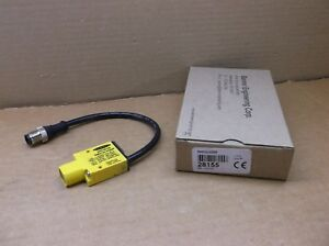 28155 Banner New In Box Photoelectric Sensor Switch Sm312lvqdp