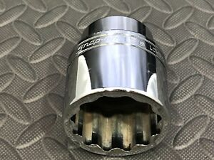 Snap on New Ldh522 1 5 8 3 4 Dr Shallow 12 point Socket 89 50 List Price
