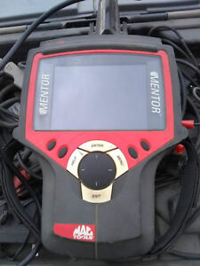 Mac Tools Mentor Otc Diagnostic Scanner W Smart Inserts Cards Cables