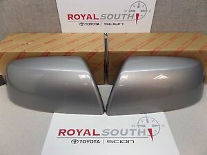 Toyota Tundra Silver Sky Metallic Mirror Covers Kit Genuine Oe Oem