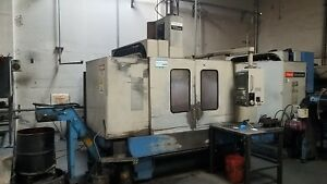Mazak V515 40 Vertical Machining Center